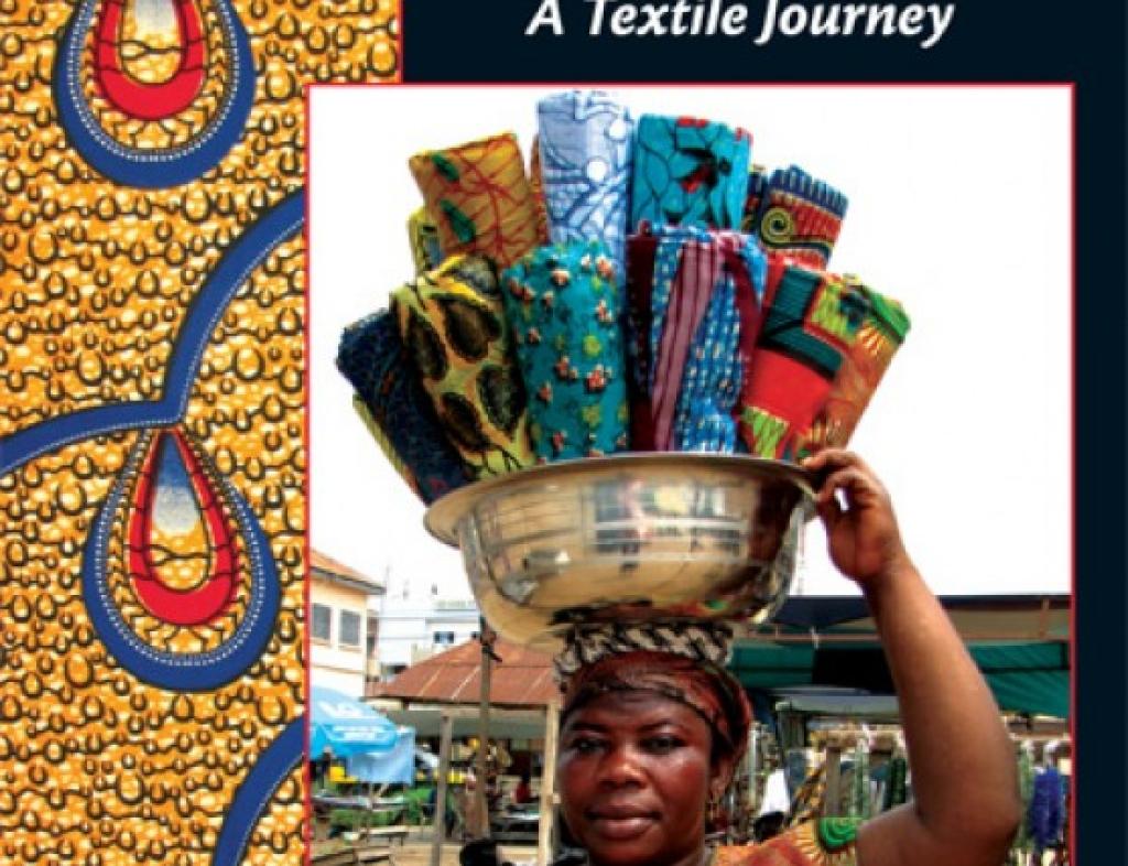 DUPLEX PRINT AFRICAN DRESS MATERIAL